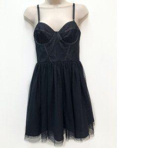 Jill Stuart Ballet Tulle Bustier Dress
